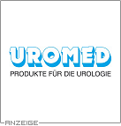Uromed-Menübanner-Frontend